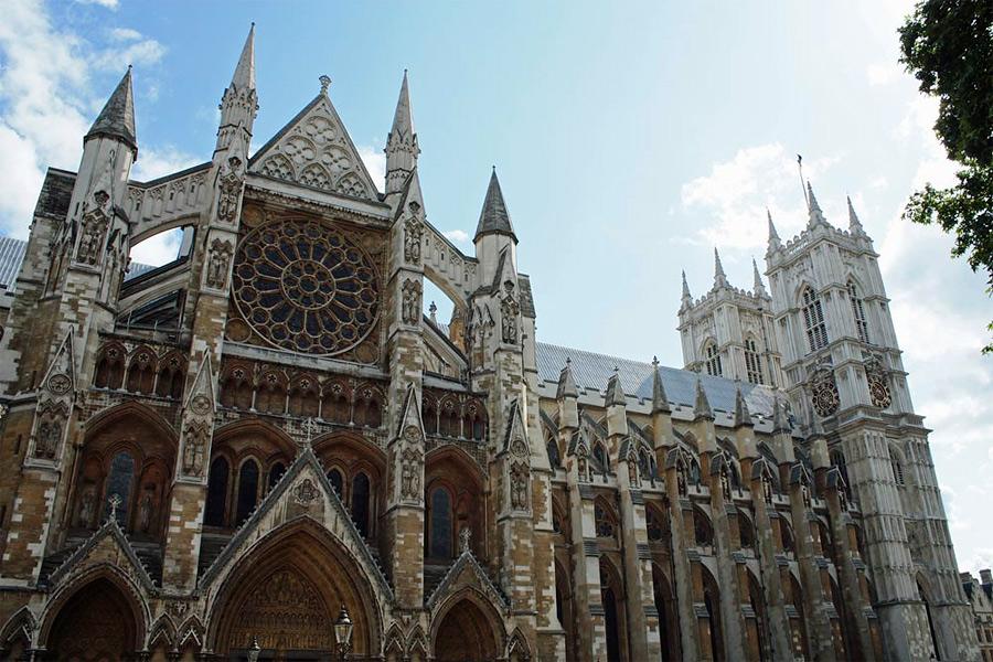 Вестминстерское аббатство, Лондон, Великобритания, Европа