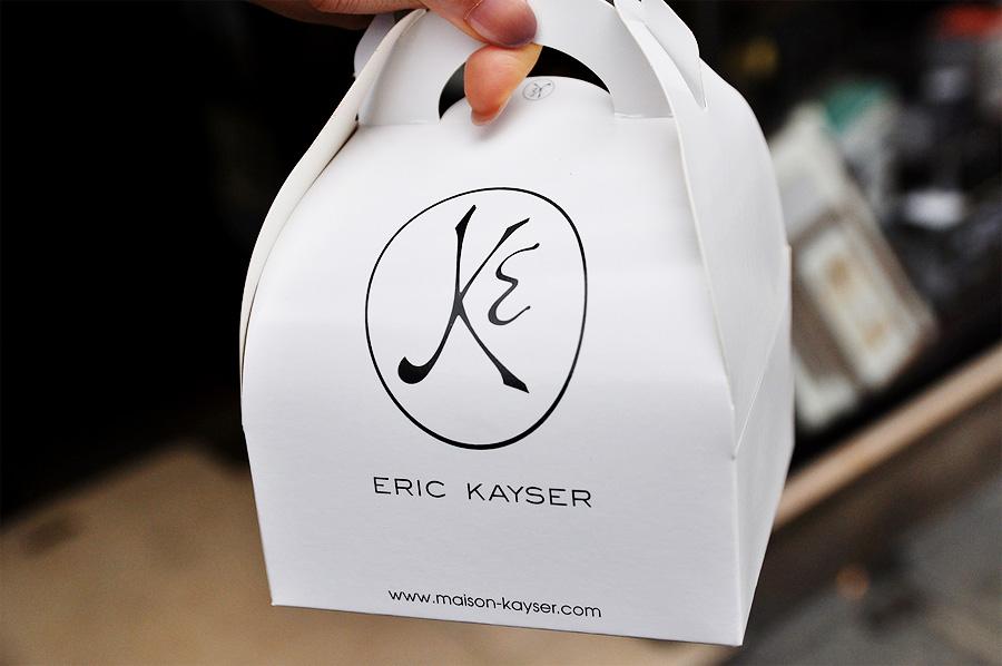 Булочная Eric Kayser , Париж, Франция, Европа