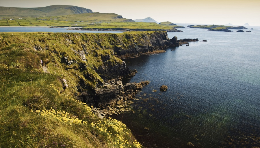 Кольцо Керри, Ирландия