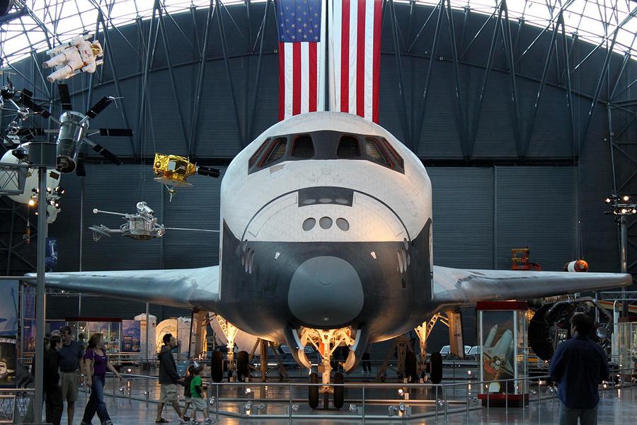 Музей авиации и космонавтики, Вашингтон, США, Северная Америка и Карибы