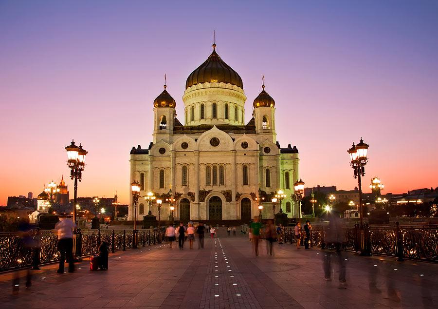 Храм Христа Спасителя, Москва, Россия, Европа