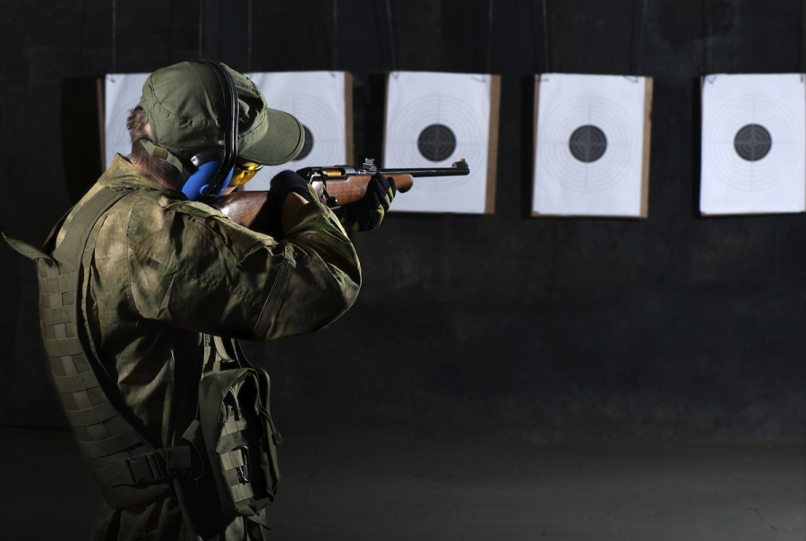 Стрелковый клуб «Хантер», Москва, Россия, Европа